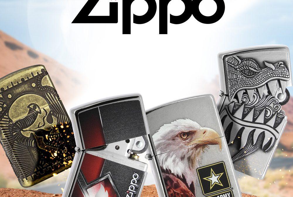 Personnaliser un Zippo, l'emblématique briquet américain