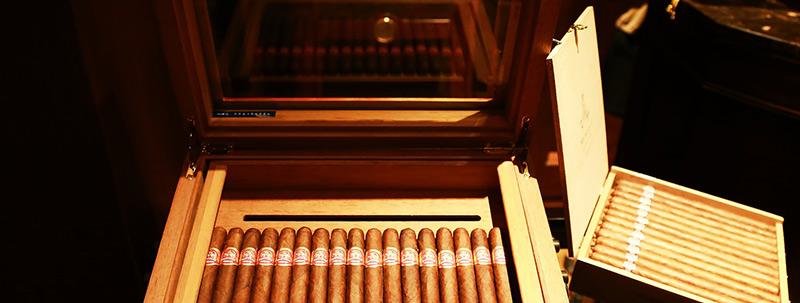 cave cigare personnalisée