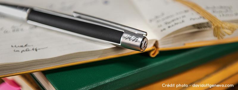 personnaliser votre stylo