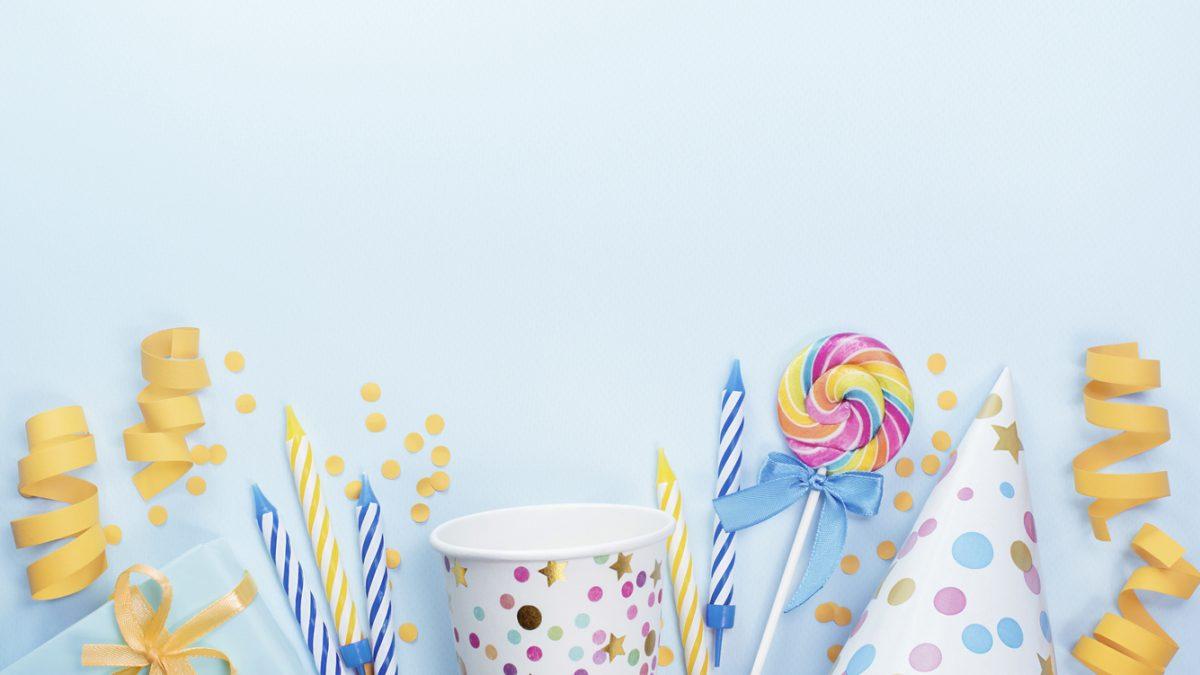 Optez pour un gobelet personnalisé pour un anniversaire